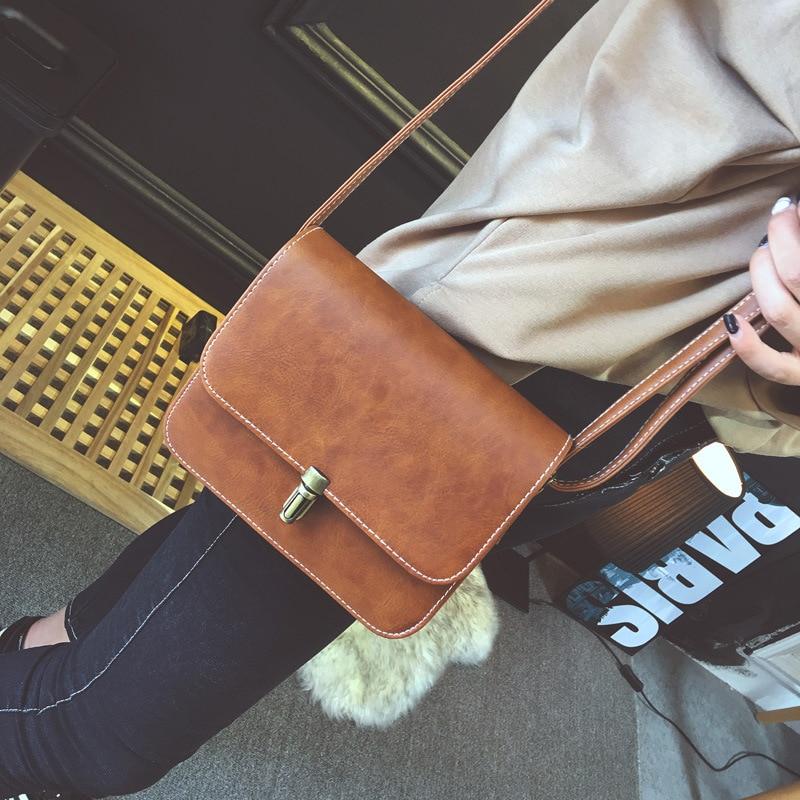 Women Crossbody Bags Satchel Small Square Bag Shoulder Messenger Crossbody Bag Mobile Phone Packet Bolsa