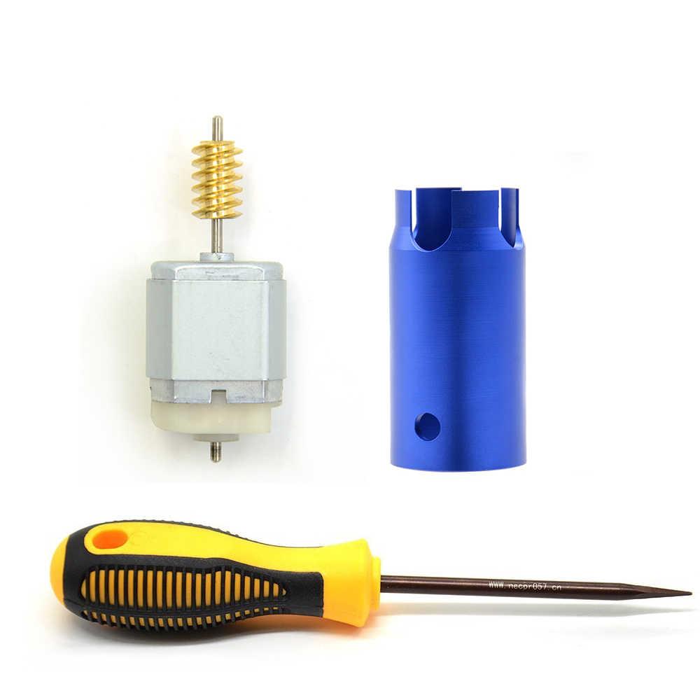 Esl/elv motor da roda de bloqueio de direção para w204 w207 w212 e pinos de passador abertos e ferramenta de remoção ezs