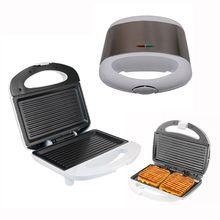 Новая электрическая вафельница для завтрака с антипригарным регулированием температуры для выпечки