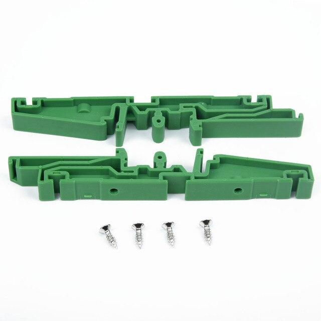 DRG-01 PCB Schiene Din-Rail Adapter Hutschienenadapter Halter Halterung Useful