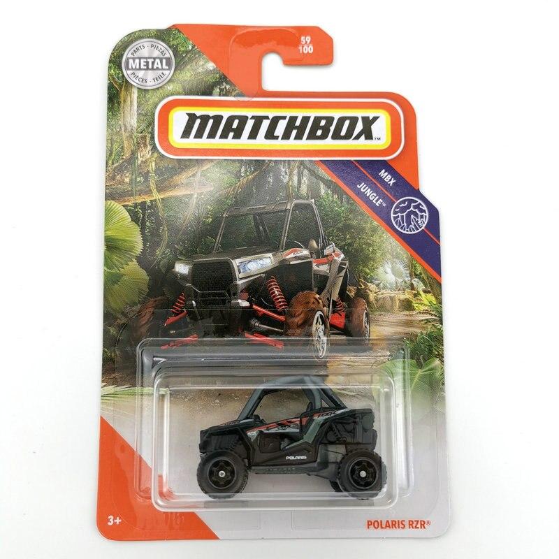 2020 Matchbox Car 1:64 Sports Car POLARIS RZR Metal Material Body Race Car Collection Alloy Car Gift