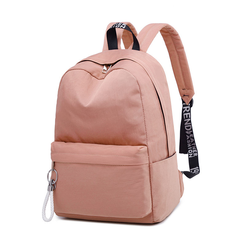 PGOLEGGY brand  girls backpack Waterproof nylon Backpacks for laptop School Bags travel bag woman school
