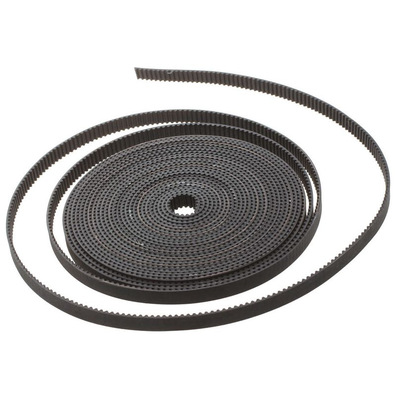 5 Meter GT2 2mm Pitch 6mm Wide Timing Belt For 3D Printer CNC Dedicated
