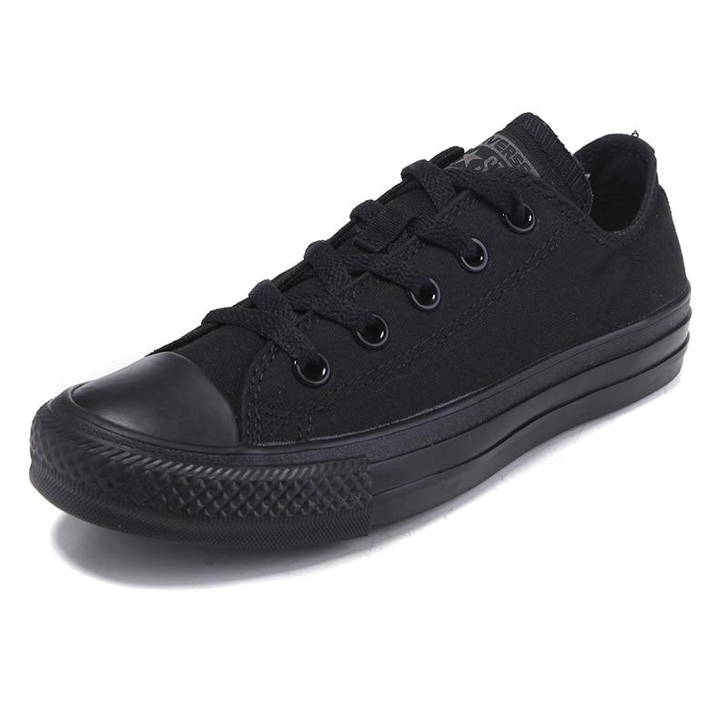 Оригинальные кроссовки для скейтбординга converer ALL STAR, классические модные кроссовки с низким верхом, на плоской подошве, Нескользящие, удобн...
