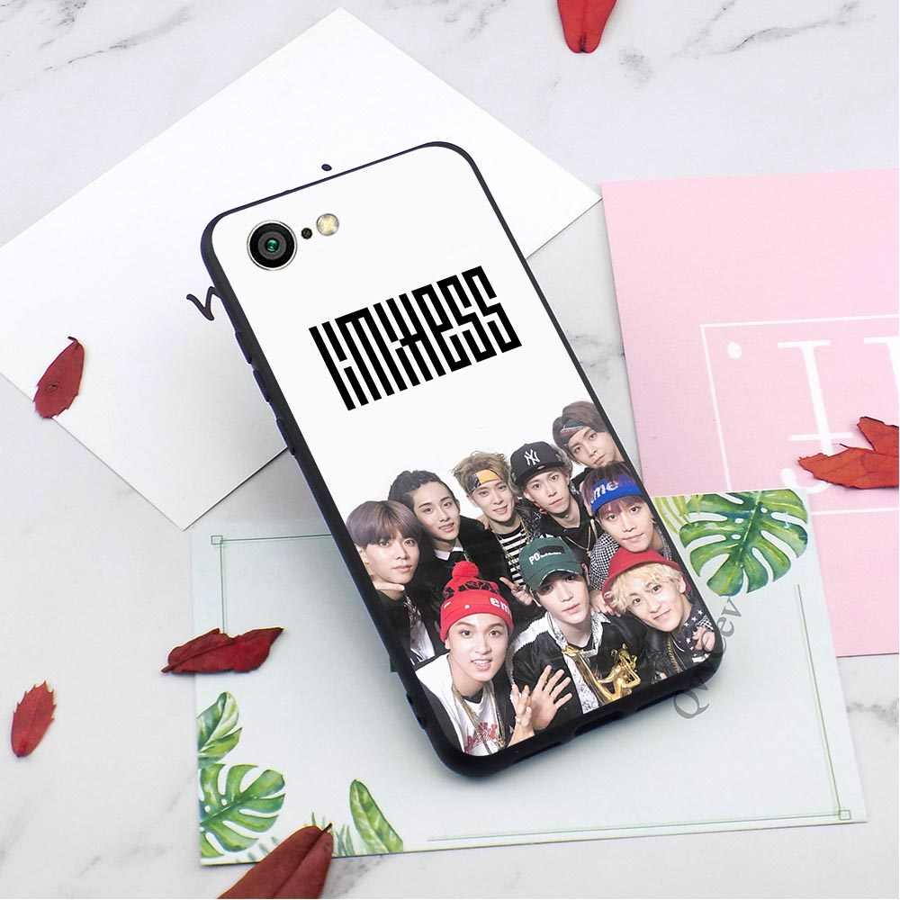 Fashion NCT U 127 DREAM kpop Phone Cover for iPhone Xs Max Case X 6 6S XR 8 Plus 7 5S 5 SE Back