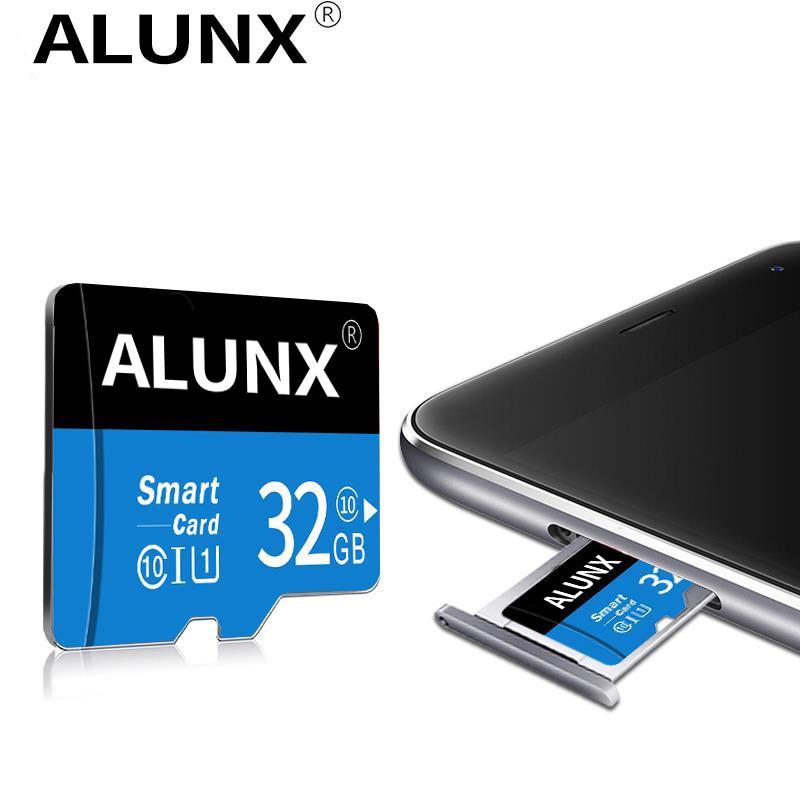 Карта памяти Microsd 8 ГБ 16 ГБ 32 ГБ 64 Гб 128 ГБ 256 ГБ Micro SD TF карта 8 16 32 64 128 256 Гб класс 10 для адаптера смартфона