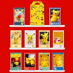 Image 5 - Fujifilm Instax Mini Film Instax Mini 8 / 9 Pokemon Pikachu Film For Fuji Mini 7s 25s 26 70 90 Instant Camera Share SP 1 SP 2