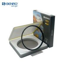UV-FILTER Benro WMC Dslr-Camera-Lens Glass HD for High-Resolution Uv-L39 Ulca-Coating