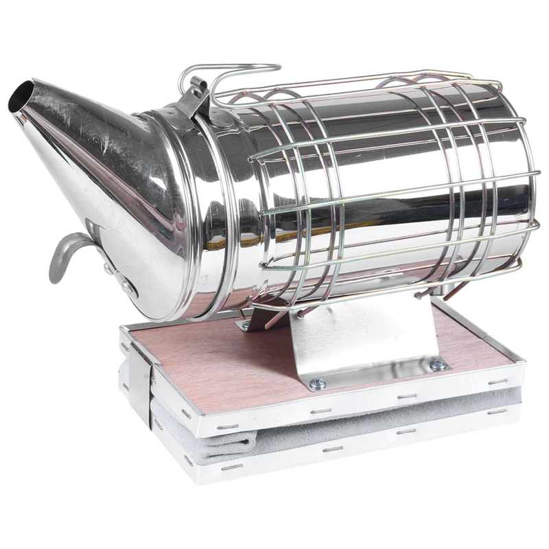Stainless Steel Bee Smoker Beekeeping Smoker