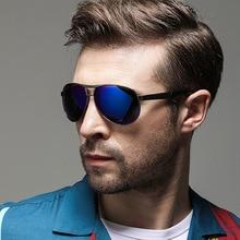 ZXRCYYL NEW Fashion Polarized Sunglasses Men Women Brand Des