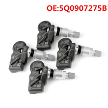 Reifendruck Sensoren Für Audi A3 A7 A6 Volkswagen VW Porsche Bentley 5Q0907275B 5Q0907 Tire Pressure Monitoring System Auto TPMS