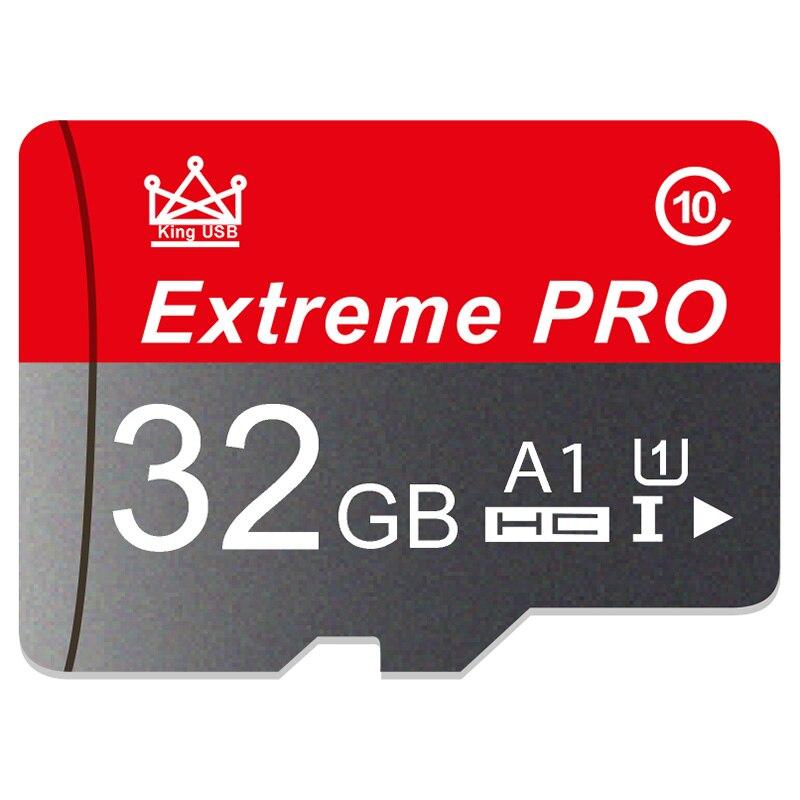 Micro Sd Card 64GB 32GB 16GB 8GB MicroSD Memory Card 128GB Class 10 Usb Flash Drive TF SD Cards Mini Sdcard With SD Adapter