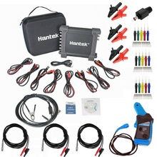 Hantek CC65 + Kop + 1008C 8CH Usb Automatische Oscilloscoop/Daq/8CH Programma Generator Oscilloscoop Pc Draagbare Oscilloscoop