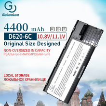 6 Cells Laptop Battery For Dell Latitude D620 D630 D631 KD491 KD492 KD494 KD495 PC764 PC765 PD685 RD300 TC030 hsw 9cell 7800mah new laptop battery for dell latitude d620 d630 d631 d640 pc764 gd775 jd610 kd492 gd776 451 10298 0kd491 0kd494
