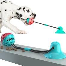 Cachorro de borracha mastigar brinquedo por atacado kong brinquedos do cão grande brinquedo do cão ventosa kong para acessórios do cão escova de dentes dropshipping centro