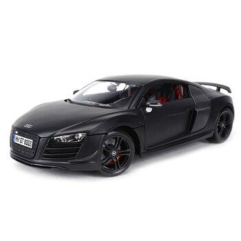 Maisto 1:18 R8 GT Sports Car Static Simulation Diecast Alloy Model Car bburago 1 18 bugatti divo sports car static simulation diecast alloy model car