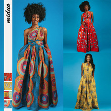 African Dresses For Women 2019 New Clothes Womens Dress Ankara Dashiki