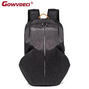 Backpack Men's Casual Waterproof Computer Bag Fashion Sports Backpack Student Schoolbag Travel Backpack