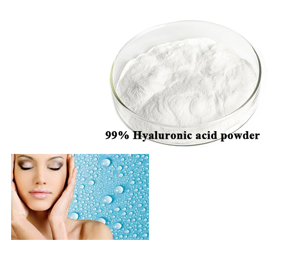 99% Cosmetic Grade Hyaluronic Acid Powder Moisturizing /Depth Replenishmen/ Free Shipping