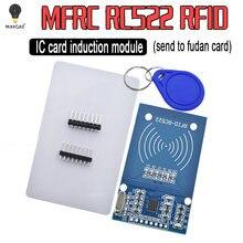 Бесплатная доставка rfid модуль rc522 наборы s50 1356 МГц 6