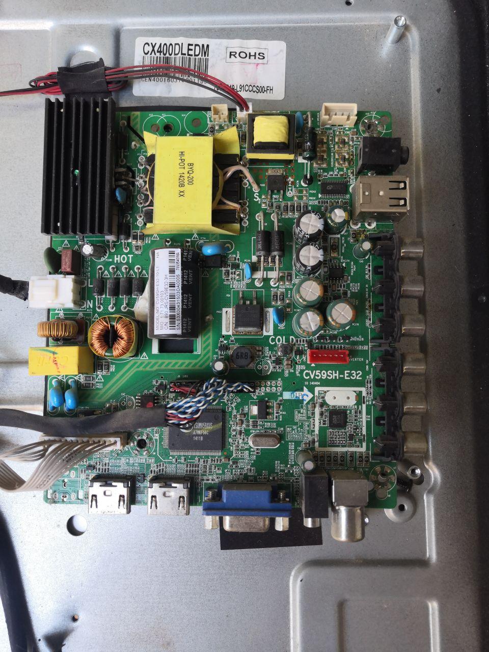 CV59SH-E32 Board
