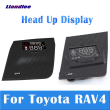 Head-Up-Display Electronic RAV4 Toyota HUD Driving-Screen Car-Accessories Auto for Safe