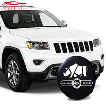 14 15 16 17 Inch PVC Leather Spare Tire Cover Case Protector Bag Pouch For Nissan Patrol SAFARI Isuzu BIGHORN VW Taigun