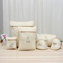 Underwear Washing Socks Bra Clothes-Wash-Kit Lingerie Mesh Zippered Laundry NEW for Foldable