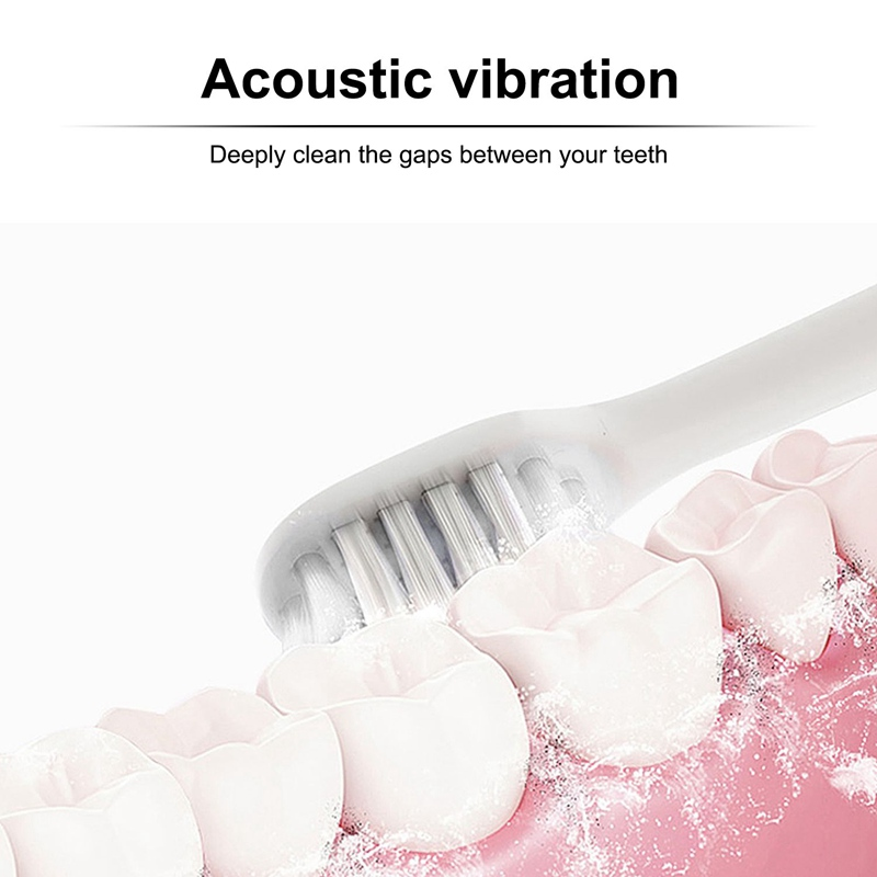 Automatic Toothbrush Ultrasonic Smart Toothbrush Household netic Levitation Adult Couple Charging Electric Toothbrush