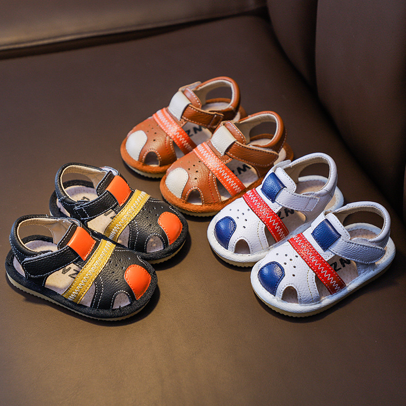 Summer Velcro Breathable Cute Sandals 2