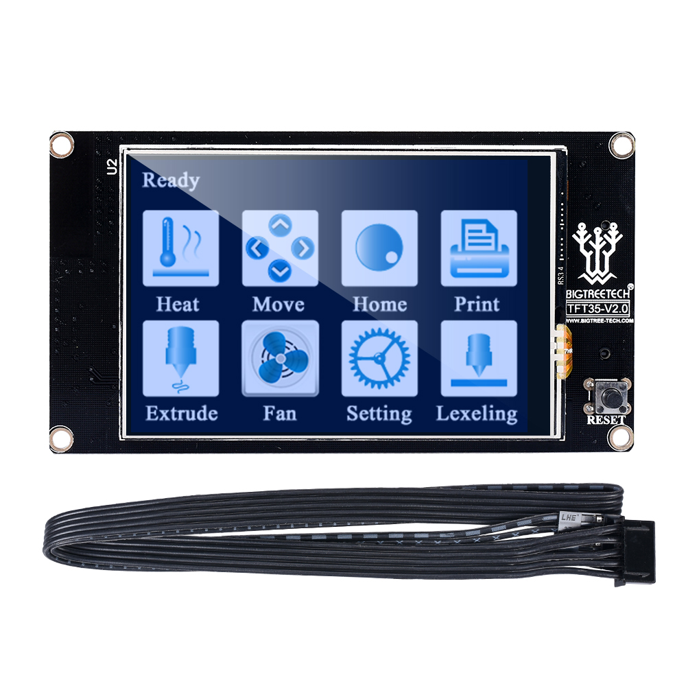 Image 2 - BIGTREETECH TFT35 V2.0 Smart controller Wifi Display TFT3.5 Inch 