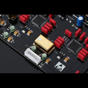 Image 2 - TZT Dual ES9038PRO Decoder Board DAC Board DSD 384K /Amanero USB /Bluetooth 5.0 Lossless Fiber Coaxial Decoder