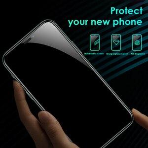 Image 4 - Benks XPRO 3D מעוקל קצה מלא כיסוי מגן מזג זכוכית עבור iPhone 11 פרו MAX XR X XS 0.4mm מסך מגן זכוכית סרט