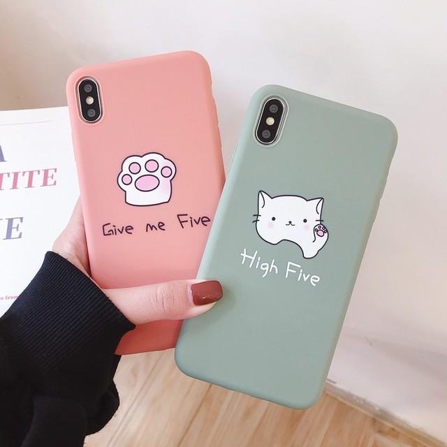 Cat Claw Pattern Phone Case