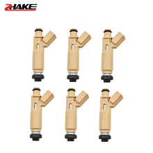 23209-22020 23250-22020 Fuel Injector Fit Corolla Avensis Celica Rav4 ZZE122 ZZE142 10set fuel injector repair kits filter removal tool 23250 28080 23250 0h030 fit for toyota corolla camry 2 4l with free ship