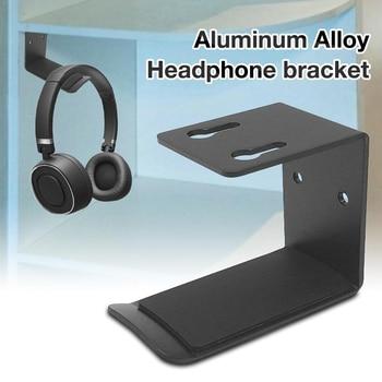 Soporte Universal para auriculares soporte de pared soporte para auriculares soporte de escritorio soporte de exhibición auricular colgante gancho de pared Accesorios