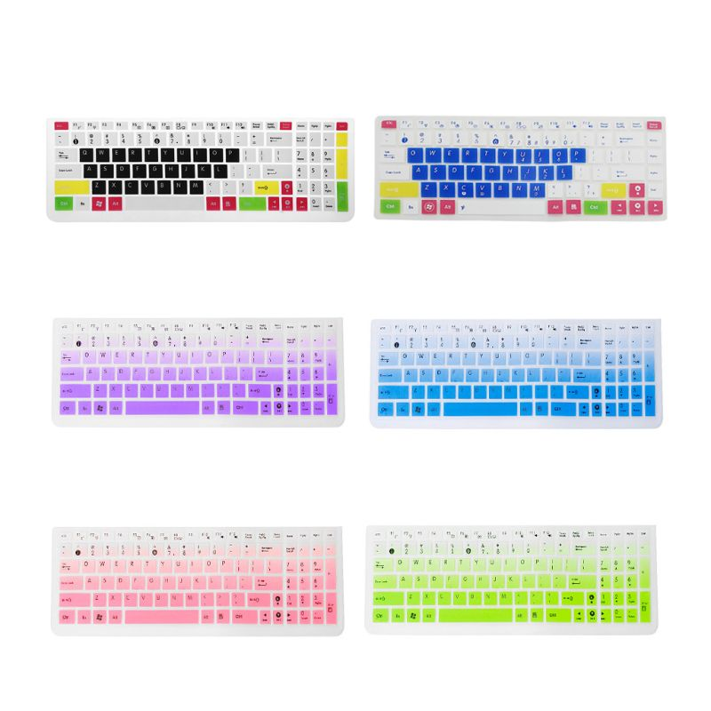 Universal Silicone Keyboard Protector Skin For Laptops Notebooks 13/'/'-14.1/'/' HOT