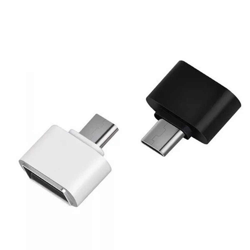 C-type OTG USB 3.1 naar USB2.0 adapter connector voor Samsung Huawei xiaomi high-speed authenticatie mobiele telefoon accessoires