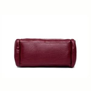 Image 5 - Casual Tote Bag Leather Luxury Handbags Women Bags Designer Handbags High Quality ladies Crossbody Hand Bags For Women 2020 Sac