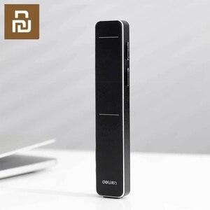 Image 1 - Xiaomi ديلي 2.4GHz اللاسلكية USB قلم ليزر ماوس F التحكم باللمس المزدوج وضع 30M الليزر مقدم القلم للقرص محمول PC سطح المكتب