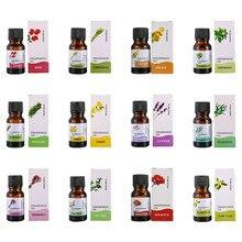 10ml 100% aceite esencial Natural aromaterapia fragancia aceite esencial Rosemary Geranium Eucalyptus relajar aceite de fragancia TSLM1