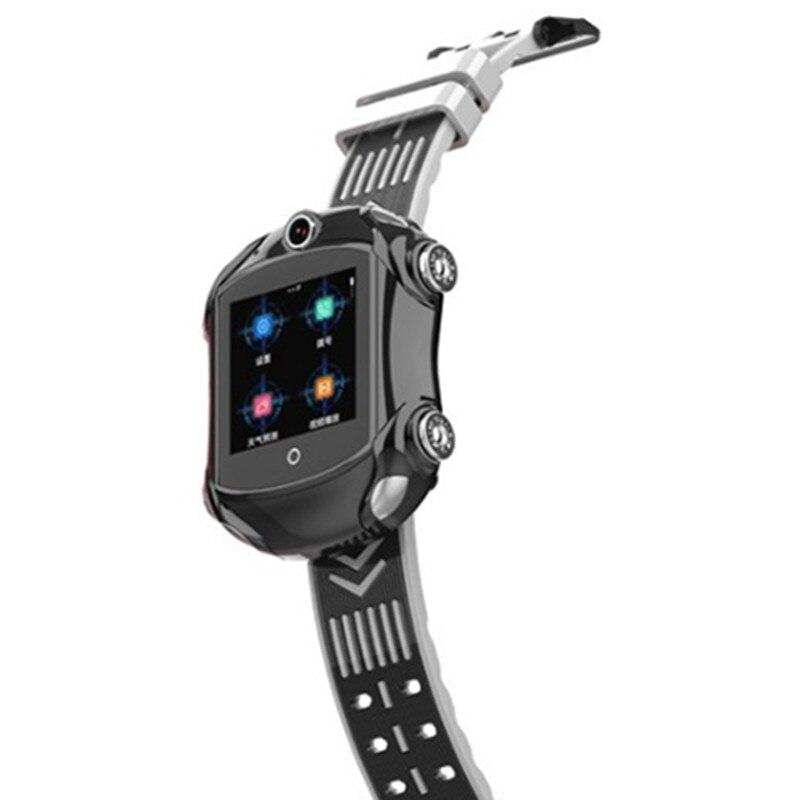 Inteligente dos Desenhos Animados do Carro Relógio de Pulso Posicionamento à Prova Crianças Relógio Smartphone Chamada Câmera Gps Dwaterproof Água 4g Smartver Esportes Pulseira hd