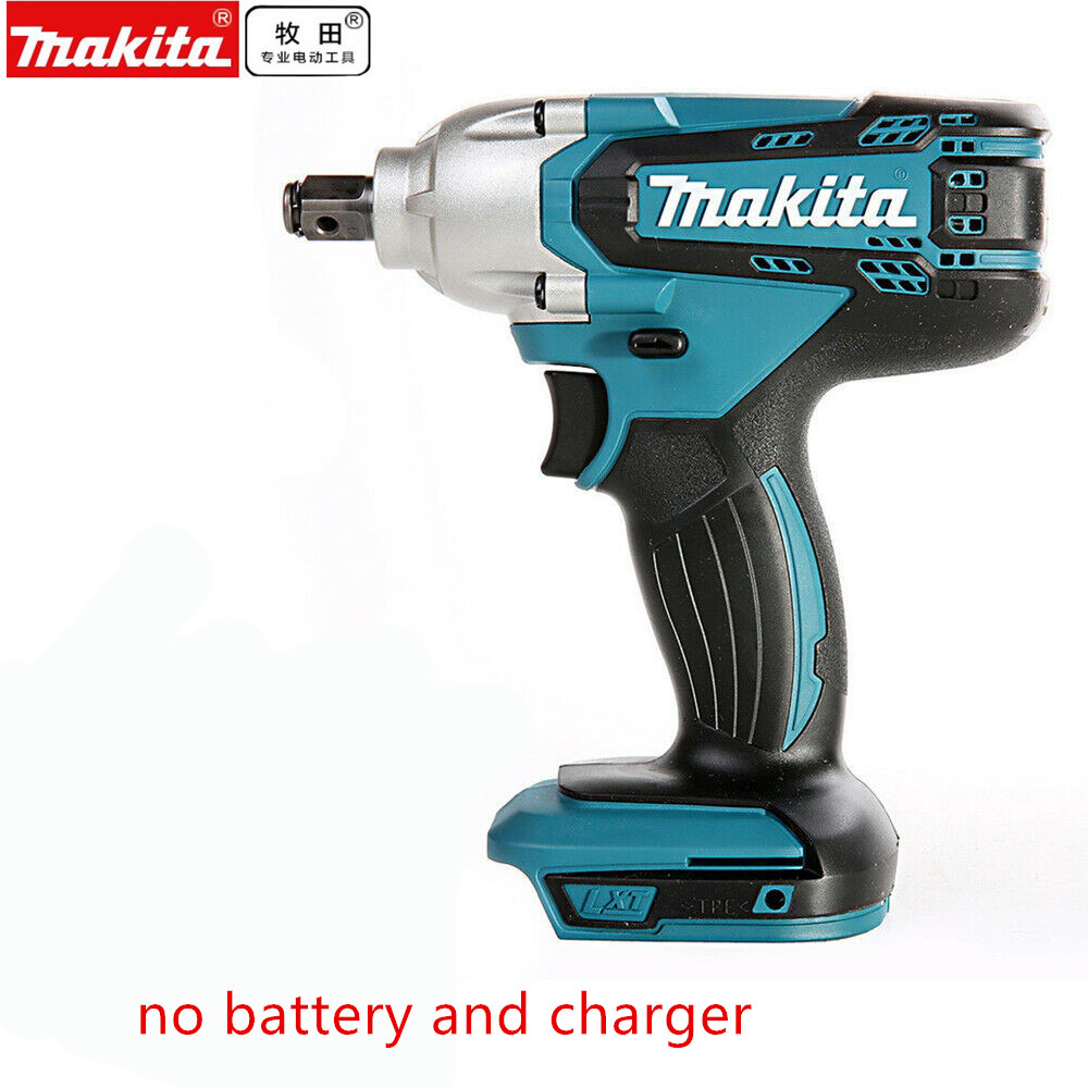 Makita DTW190Z DTW190 LXT Li-ion Cordless 1 2inch Square Impact Wrench Body Only