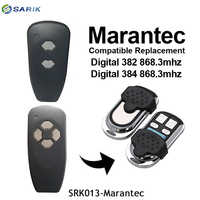 Пульт marantec Digital 382 384 131 D302 D304 гаражные ворота Радио пульт дистанционного управления 868 МГц Роллинг-код
