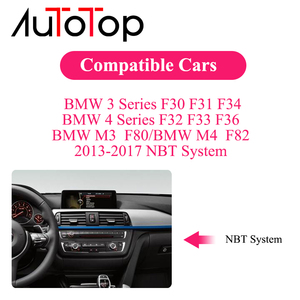 Image 2 - AUTOTOP 4G Ram 64G Rom 2din Android 10 araba radyo F30 F31 F32 F33 M3 F80 M4 f82 NBT EVO sistemi GPS navigasyon Canbus Carplay