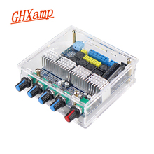 GHXAMP TPA3116 5.0 Bluetooth amplifier 2.1 Amplifiers Board 50W+50W+100W Woofer Speaker DIY 12 24V High Power With Case