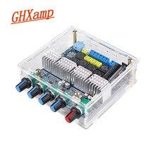 GHXAMP TPA3116 5.0 wzmacniacz Bluetooth 2.1 płyta wzmacniacza 50W + 50W + 100W głośnik niskotonowy DIY 12-24V wysoka moc z etui