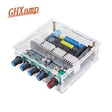 GHXAMP TPA3116 5.0 wzmacniacz Bluetooth 2.1 płyta wzmacniacza 50W + 50W + 100W głośnik niskotonowy DIY 12 24V wysoka moc z etui