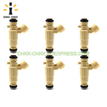 купить CHKK-CHKK 35310-23600 fuel injector for HYUNDAI ELANTRA / TIBURON / TUCSON / SANTA FE 2.0L 2.7L онлайн
