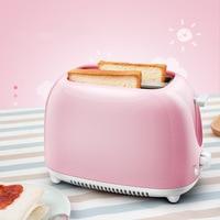 Automatic Toaster Household Toaster 2 Slices Breakfast Toast Mini Bread Sandwich Machine TR1020